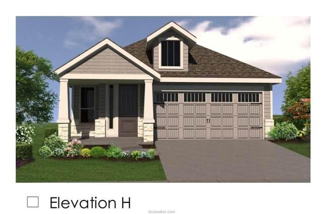 1056 Toledo Bend Drive, College Station, TX 77845 (MLS #20005406) :: Chapman Properties Group