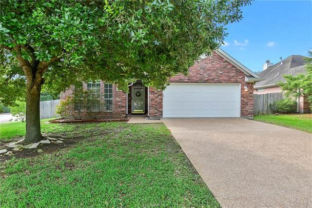 218 Augsburg Court, College Station, TX 77845 (MLS #20005407) :: The Lester Group