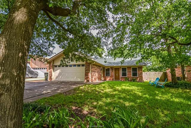 4204 Woodcrest Drive, Bryan, TX 77802 (MLS #20005420) :: Treehouse Real Estate