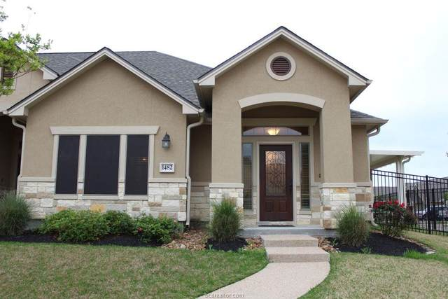 1482 Buena Vista, College Station, TX 77845 (MLS #20005447) :: Treehouse Real Estate
