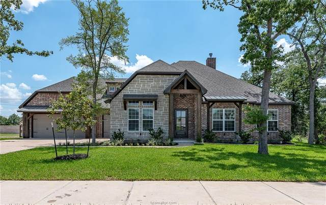 1205 Quarry Oaks Drive, College Station, TX 77845 (MLS #20005450) :: Treehouse Real Estate