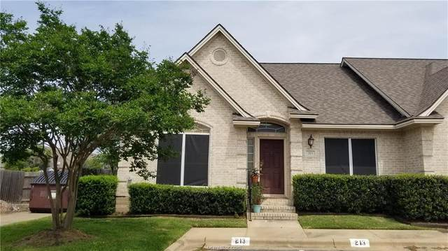 213 Fraternity Row, College Station, TX 77845 (MLS #20005498) :: BCS Dream Homes