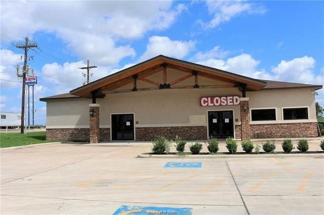 3301 E Main Street, Madisonville, TX 77864 (MLS #20005518) :: NextHome Realty Solutions BCS
