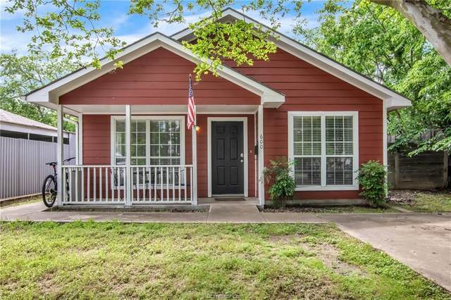 600, 602, & 604 Welsh Avenue, College Station, TX 77840 (MLS #20005560) :: NextHome Realty Solutions BCS