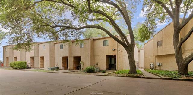 4345 Carter Creek Parkway #12, Bryan, TX 77802 (MLS #20005651) :: Treehouse Real Estate