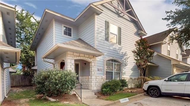 1233 Canyon Creek Circle, College Station, TX 77840 (MLS #20005670) :: Treehouse Real Estate