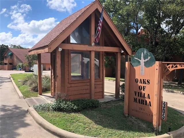 1305 W Villa Maria Road F202, Bryan, TX 77801 (MLS #20005767) :: Treehouse Real Estate