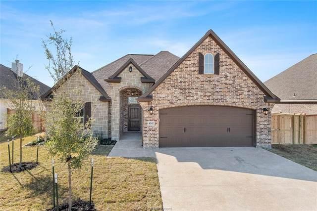 5116 Maroon Creek Drive, Bryan, TX 77802 (MLS #20005901) :: Treehouse Real Estate