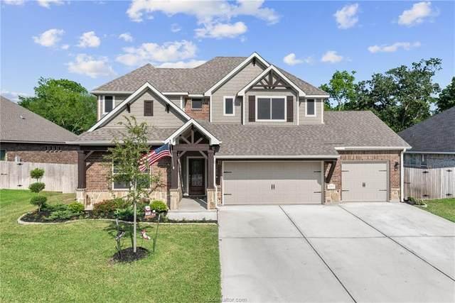 2907 Archer Drive, Bryan, TX 77808 (MLS #20005959) :: Treehouse Real Estate