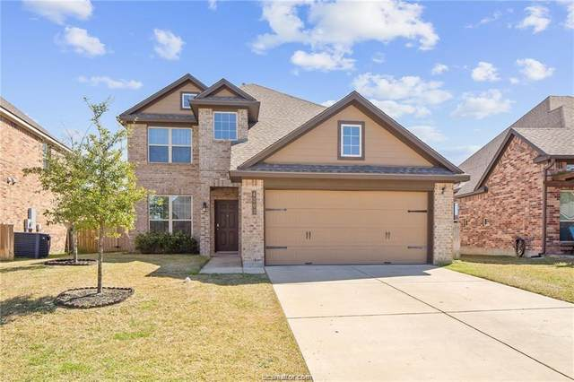 4203 Quartz Creek Court, College Station, TX 77845 (#20006014) :: First Texas Brokerage Company