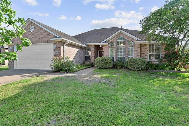 3310 Von Trapp Lane, College Station, TX 77845 (MLS #20006138) :: NextHome Realty Solutions BCS