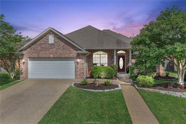 5204 Draycott Court, Bryan, TX 77802 (MLS #20007158) :: Cherry Ruffino Team