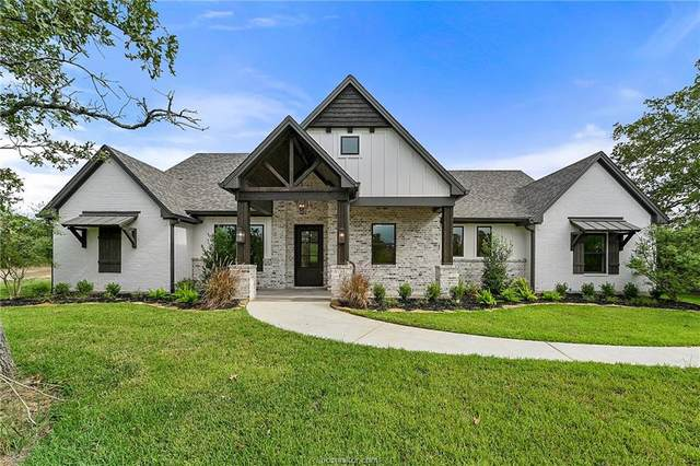 3013 Sandia Springs Cove, College Station, TX 77845 (MLS #20007187) :: The Lester Group