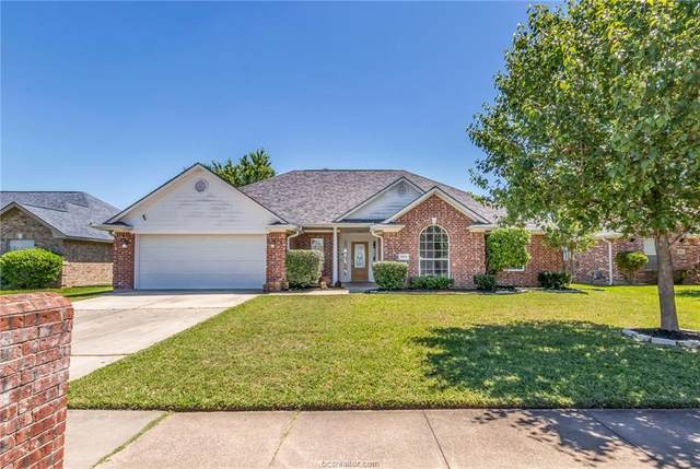 3908 Brighton Drive, Bryan, TX 77802 (MLS #20007193) :: Chapman Properties Group