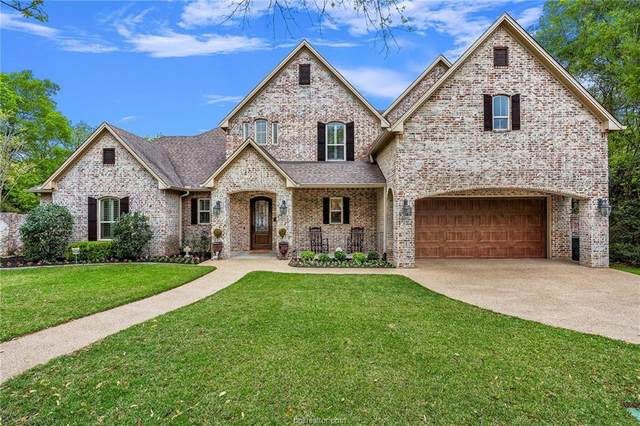 3321 Legacy Court, Bryan, TX 77802 (MLS #20007203) :: Cherry Ruffino Team