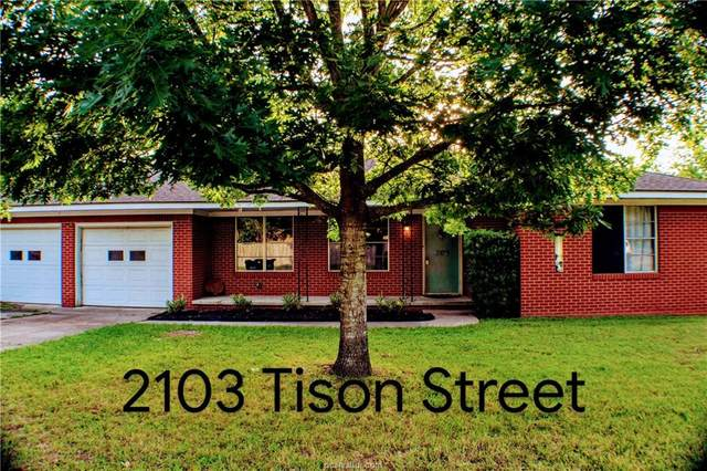 2103 Tison St, Brenham, TX 77833 (MLS #20007246) :: BCS Dream Homes