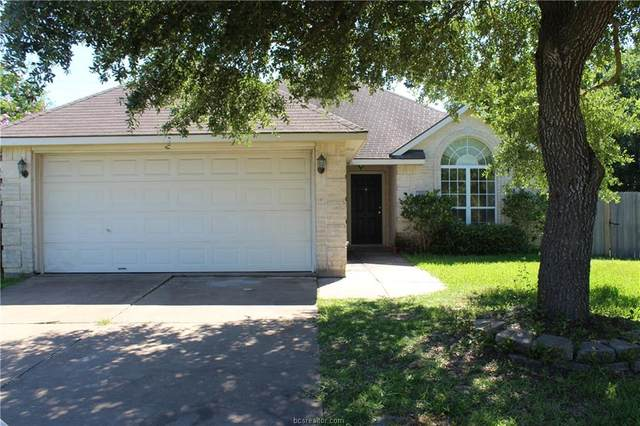 3732 Marielene, College Station, TX 77845 (MLS #20007248) :: Treehouse Real Estate