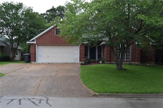 1307 Bayou Woods Drive, College Station, TX 77840 (MLS #20007312) :: Cherry Ruffino Team