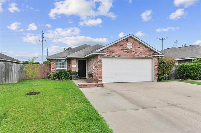 909 Bougainvillea Street, College Station, TX 77845 (MLS #20007317) :: BCS Dream Homes