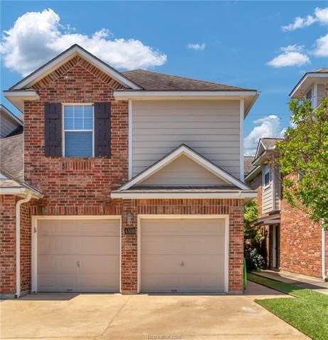 4308 Spring Hill Drive, College Station, TX 77845 (MLS #20008391) :: Cherry Ruffino Team