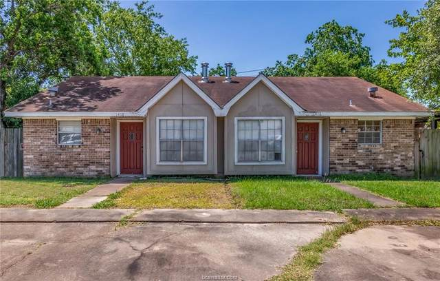 1416 Hawk Tree Drive, College Station, TX 77845 (MLS #20008420) :: Chapman Properties Group