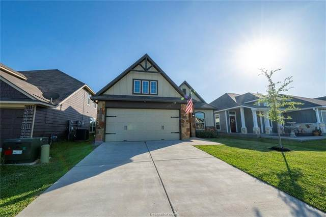 2024 Sorrento Court, Bryan, TX 77808 (MLS #20008423) :: Chapman Properties Group