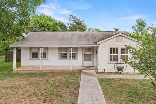 915 Mcashan Street, Bryan, TX 77803 (MLS #20008435) :: Treehouse Real Estate