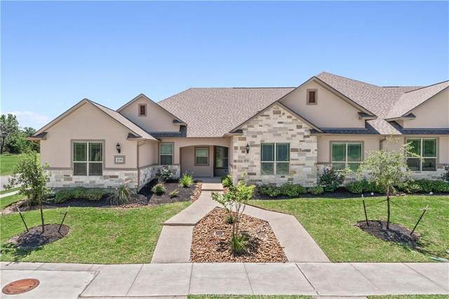 1737 Summit Crossing Lane, College Station, TX 77845 (MLS #20008437) :: Chapman Properties Group