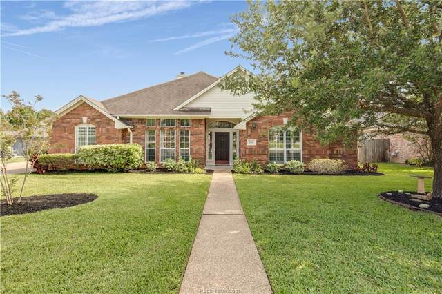 4608 Colonial Circle, College Station, TX 77845 (MLS #20008462) :: Chapman Properties Group