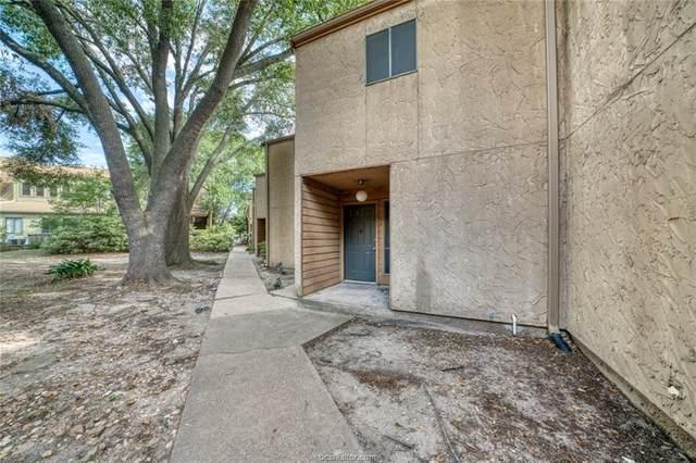 4345 Carter Creek Parkway #6, Bryan, TX 77802 (MLS #20008465) :: NextHome Realty Solutions BCS