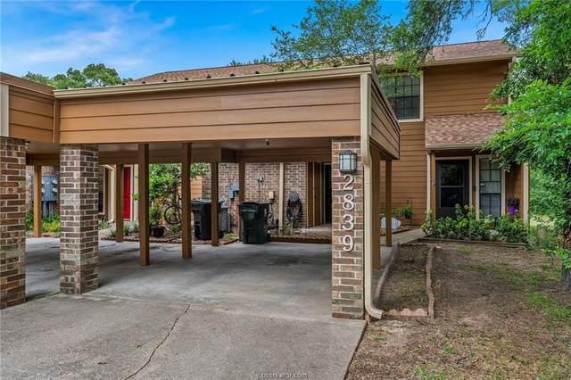 2839 Oakside Drive, Bryan, TX 77802 (MLS #20008467) :: Treehouse Real Estate