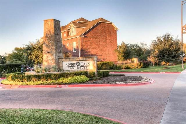 305 Holleman Dr. E #1204, College Station, TX 77840 (MLS #20008478) :: BCS Dream Homes