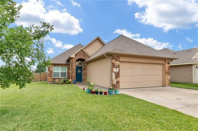 4130 Whispering Creek Drive, College Station, TX 77845 (MLS #20008492) :: Chapman Properties Group