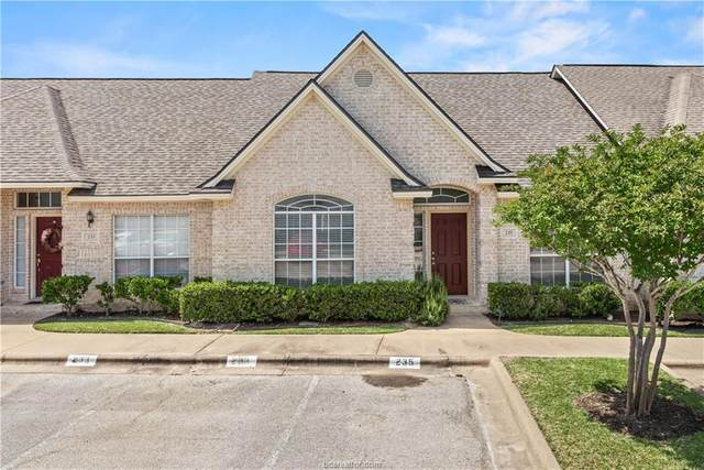 235 Navarro Drive, College Station, TX 77845 (MLS #20008535) :: Treehouse Real Estate