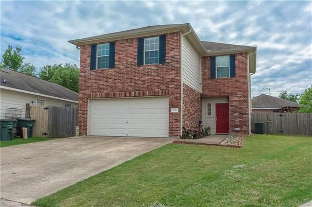 2513 Rhapsody Court, Bryan, TX 77802 (MLS #20008538) :: Treehouse Real Estate