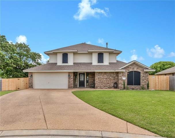 1112 Pamplin Court, College Station, TX 77845 (MLS #20008543) :: Cherry Ruffino Team