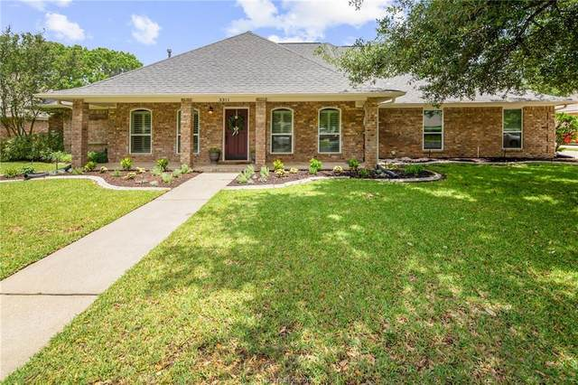3311 Westchester, College Station, TX 77845 (MLS #20008558) :: NextHome Realty Solutions BCS