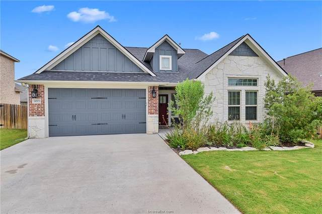 4003 Silver Brook Court, College Station, TX 77845 (MLS #20008579) :: Treehouse Real Estate