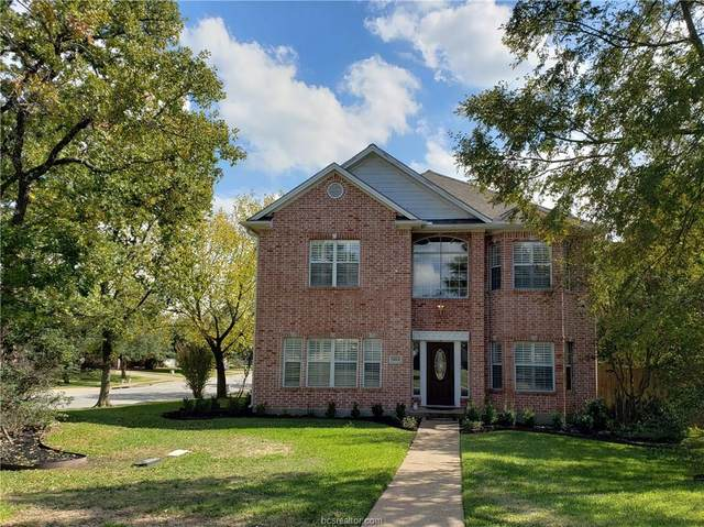 5601 Hampton Court, Bryan, TX 77802 (MLS #20008606) :: Cherry Ruffino Team