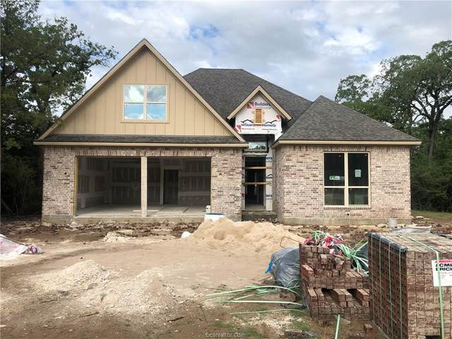 1743 Blanco Bend Drive, College Station, TX 77845 (MLS #20008621) :: Cherry Ruffino Team