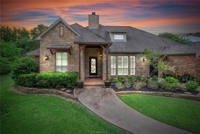 2012 Moses Creek Court, College Station, TX 77845 (MLS #20008632) :: Chapman Properties Group