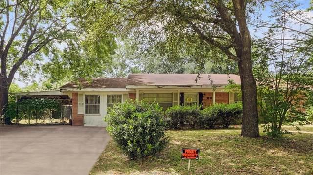 510 Hall Street, Bryan, TX 77803 (MLS #20008643) :: RE/MAX 20/20