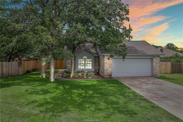 4100 Brompton Lane, Bryan, TX 77802 (MLS #20008656) :: Cherry Ruffino Team