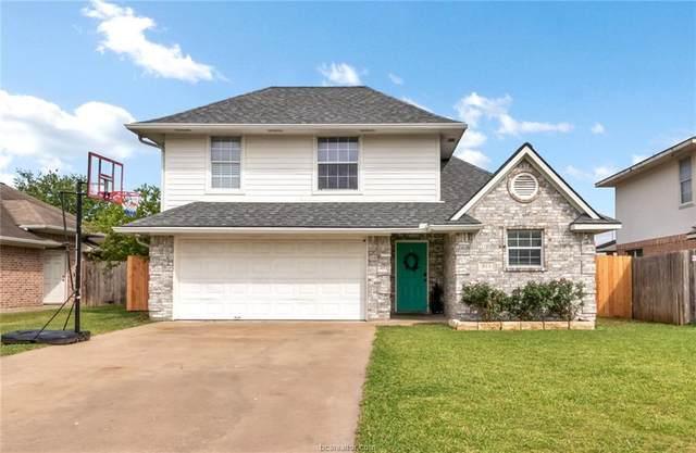 911 Gardenia Street, College Station, TX 77845 (MLS #20008684) :: RE/MAX 20/20