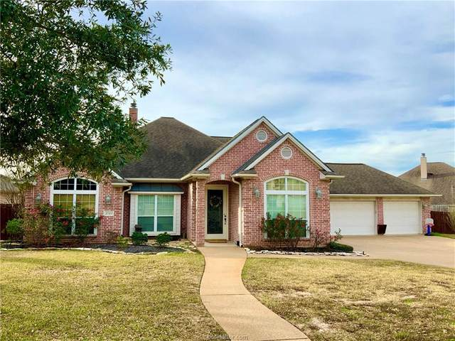 2164 Rockcliffe Loop, College Station, TX 77845 (MLS #20008715) :: Cherry Ruffino Team