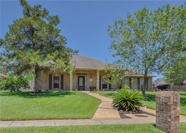4400 Colony Chase Drive, Bryan, TX 77808 (MLS #20008743) :: NextHome Realty Solutions BCS