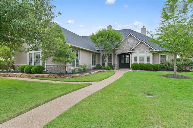 1201 Royal Adelade Drive, College Station, TX 77845 (MLS #20008764) :: Chapman Properties Group