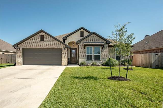 4005 Lodge Creek Court, College Station, TX 77845 (MLS #20008771) :: Treehouse Real Estate