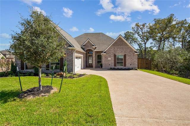1705 Blanco Bend Drive, College Station, TX 77845 (MLS #20008787) :: Cherry Ruffino Team