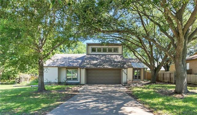 8603 Topaz Court, College Station, TX 77845 (MLS #20008796) :: Treehouse Real Estate